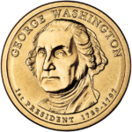 george washington coin Donald Trump Presidential Candidate
