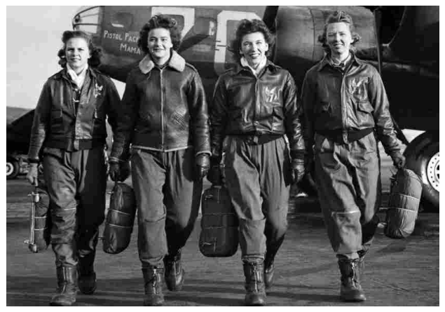 WW2 Female Pilots WASP