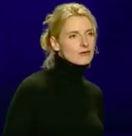 Elizabeth Gilbert - The Author Of 'Eat, Pray, Love' Has Been Thinking A Lot About Genius