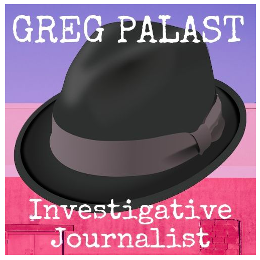 investigative journalist, greg palast, award winning