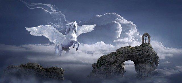 spiritualist healers, unicorn