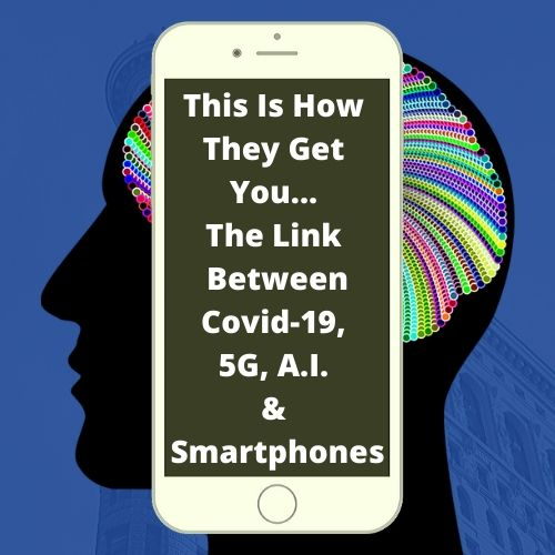 connection 5G, A.I. smartphones, coronavirus, covid-19 and 5G