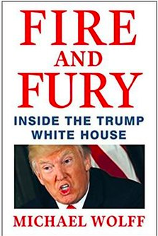 book review, fire and fury, trump book review, writing and editing