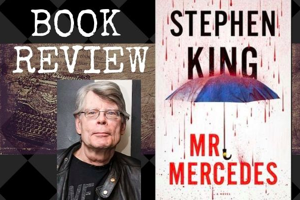 mr. mercedes, stephen king, book review